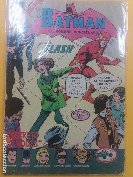 BATMAN 624 NOVARO (Tebeos y Comics - Novaro - Batman)
