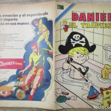 Tebeos: DANIEL EL TRAVIESO - Nº 143 - NOVARO. Lote 178124280