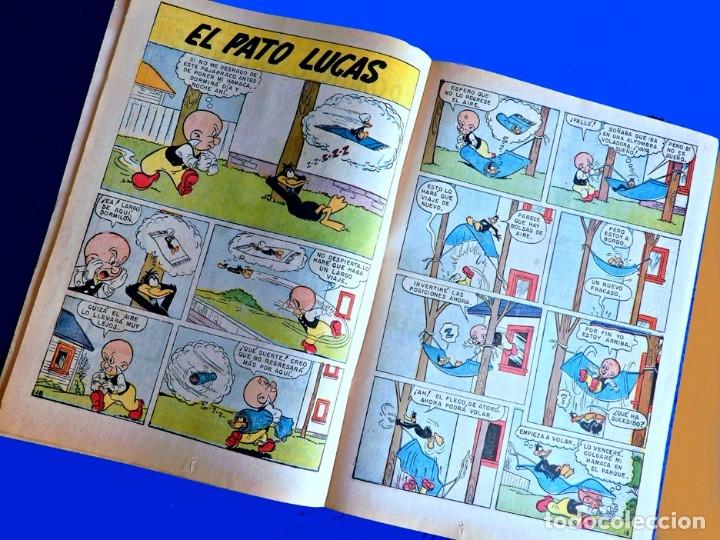 Tebeos: EL CONEJO DE LA SUERTE , BUGS BUNNY Nº 158, 1962 - UNA REVISTA SEA, EDITORIAL NOVARO, ORIGINAL - Foto 4 - 178221620