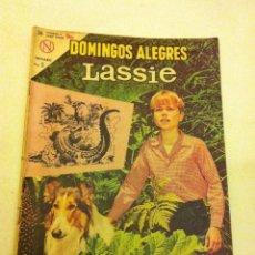 Tebeos: LASSIE Nº.508 -AÑO 1963. Lote 178223355