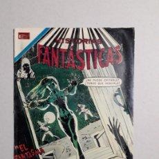 Tebeos: HISTORIAS FANTÁSTICAS N° 273 - ORIGINAL EDITORIAL NOVARO. Lote 178267640