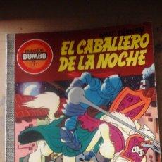 Tebeos: EL CABALLERO DE LA NOCHE. COLECCIÓN DUMBO Nº 137 (MADRID, 1976). Lote 178272288