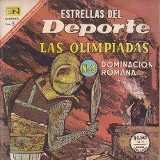 Tebeos: COMIC COLECCION ESTRELLAS DEL DEPORTE Nº 30. Lote 178562052