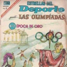 Tebeos: COMIC COLECCION ESTRELLAS DEL DEPORTE Nº 28. Lote 178562187