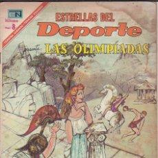 Tebeos: COMIC COLECCION ESTRELLAS DEL DEPORTE Nº 26. Lote 178562230