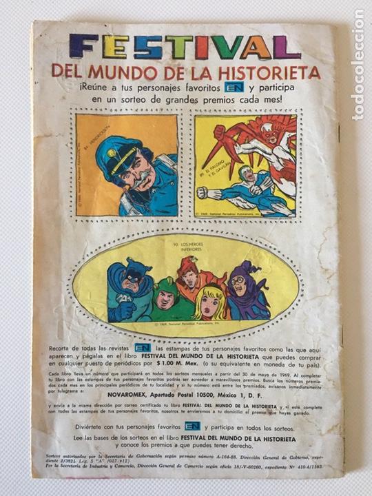 Tebeos: RED RYDER NÚMERO 212 - NOVARO AÑO 1969 - Foto 2 - 178601065