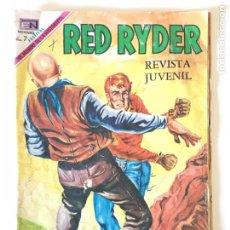 Tebeos: RED RYDER NÚMERO 212 - NOVARO AÑO 1969. Lote 178601065