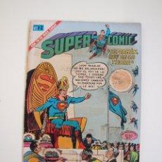 Tebeos: SUPERCÓMIC - SUPER CÓMIC - SUPERMÁN, REY DE LA TIERRA - Nº 44 - NOVARO 1971. Lote 178627380