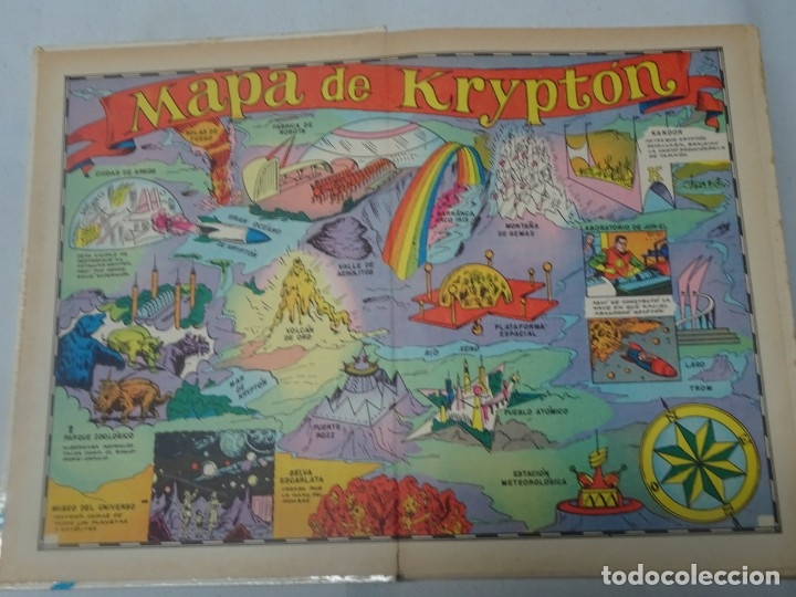 Tebeos: COMIC LA HISTORIA DE SUPERMAN CAIXA DESTALVIS DE BARCELONA NOVARO 1979 , VER FOTOS - Foto 2 - 178640210