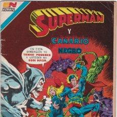 Tebeos: SUPERMAN. EDITORIAL NOVARO. NÚMERO 93. SERIE AVESTRUZ. ABRIL 1982. Lote 178662901