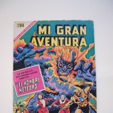 Tebeos: MI GRAN AVENTURA Nº 84 - LA PATRULLA SALVADORA - NOVARO 1967. Lote 178665616