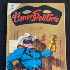 BDs: CÓMIC TEBEO EL LLANERO SOLITARIO EDITORIAL NOVARO NÚMERO 143. Lote 178670656
