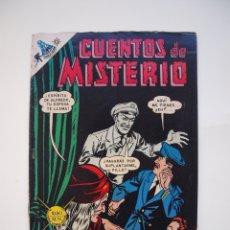 Tebeos: CUENTOS DE MISTERIO Nº 135 - YO FUI UN FALSO FANTASMA - SERIE CIENCIA-FICCIÓN NOVARO 1968. Lote 178675487