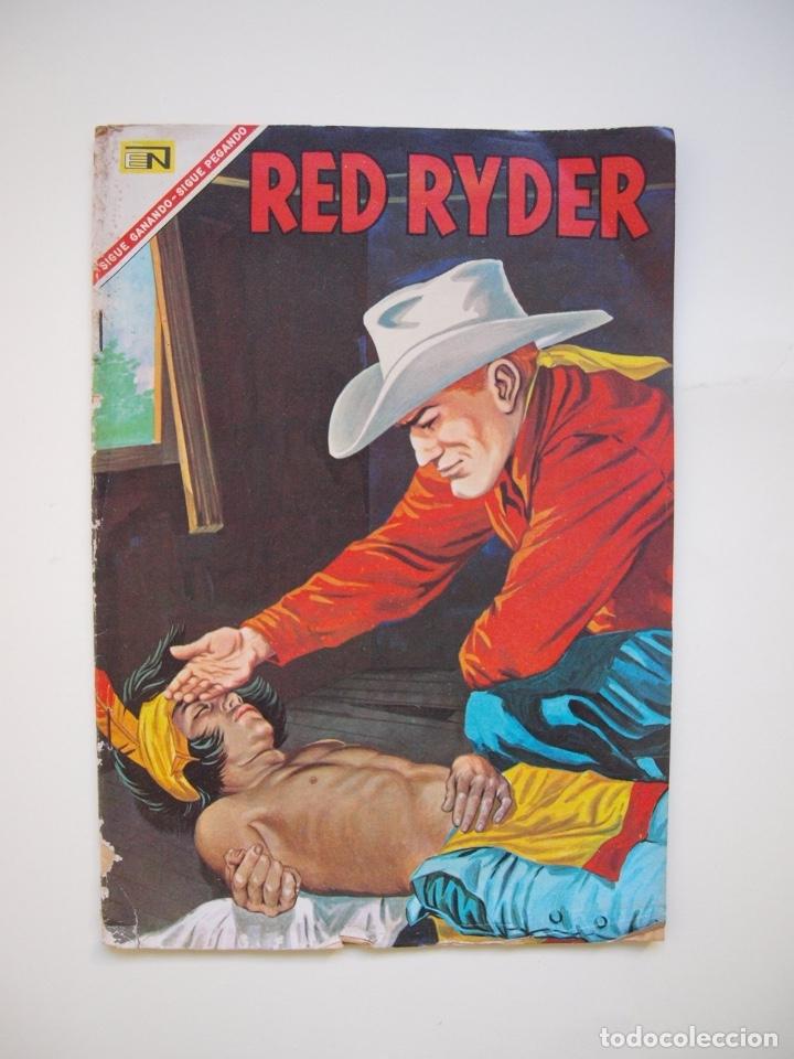 RED RYDER Nº 150 - LA TORMENTA DE ARENA - NOVARO 1967 (Tebeos y Comics - Novaro - Red Ryder)