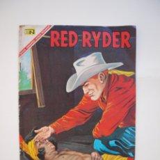 Tebeos: RED RYDER Nº 150 - LA TORMENTA DE ARENA - NOVARO 1967. Lote 178677511