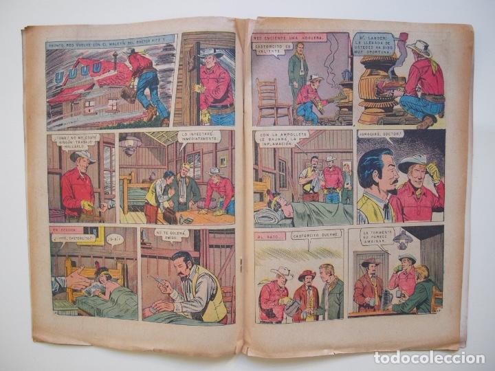 Tebeos: RED RYDER Nº 150 - LA TORMENTA DE ARENA - NOVARO 1967 - Foto 3 - 178677511