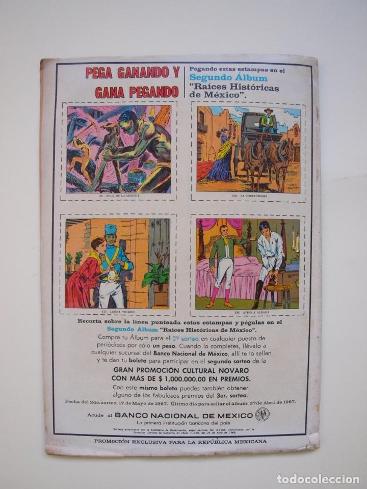 Tebeos: RED RYDER Nº 150 - LA TORMENTA DE ARENA - NOVARO 1967 - Foto 5 - 178677511