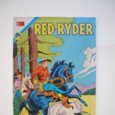 Tebeos: RED RYDER Nº 295 - EL VENGADOR - NOVARO 1973. Lote 178679888