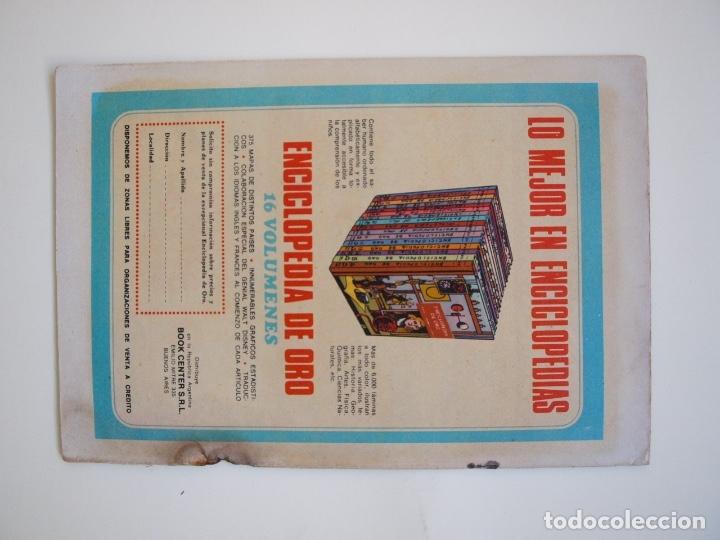 Tebeos: RED RYDER Nº 263 - EL VALLE DE LOS BÚFALOS - NOVARO 1971 - Foto 5 - 178681981