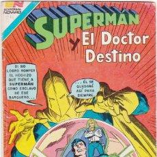 Tebeos: SUPERMAN. EDITORIAL NOVARO. SERIE AVESTRUZ. NÚMERO 84. AÑO 1981.. Lote 178751640