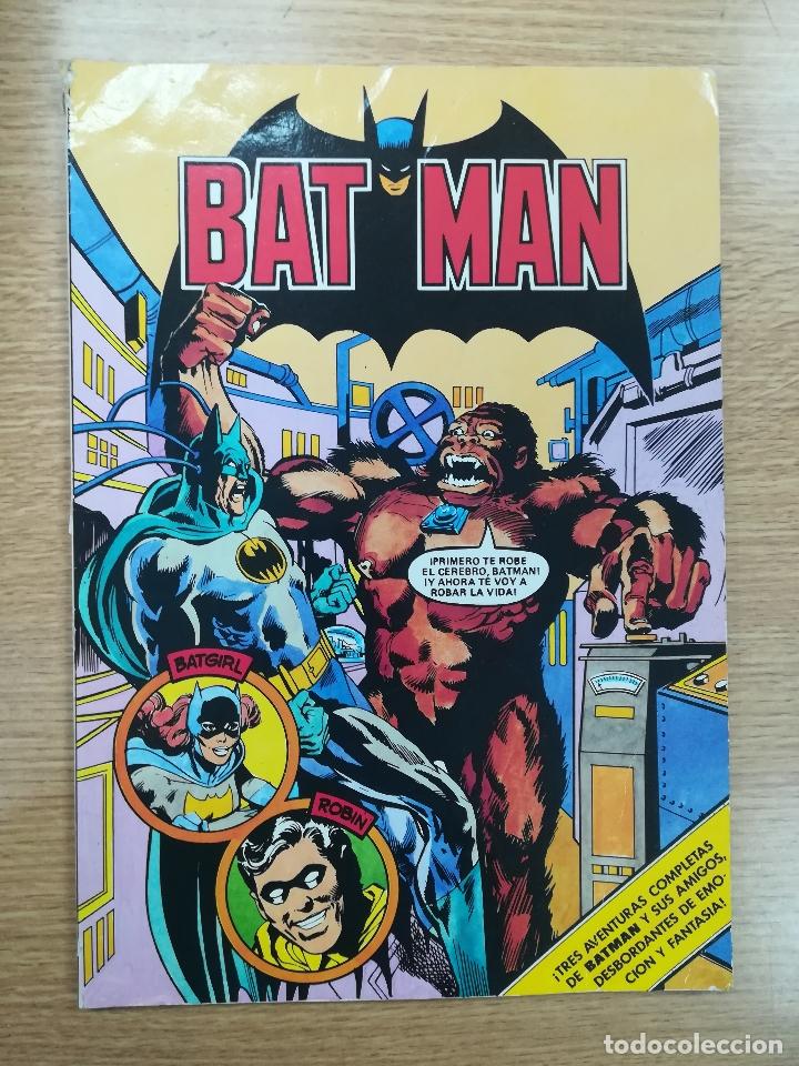 BATMAN ALBUM #2 (Tebeos y Comics - Novaro - Batman)