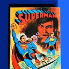 Tebeos: SUPERMAN LIBROCOMIC - TOMO XL (40 ) - 1974, EDITORIAL NOVARO - ORIGINAL - COMO NUEVO.. Lote 178888797
