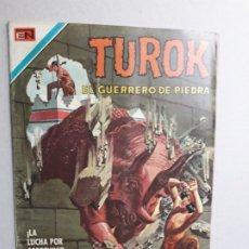 Tebeos: TUROK N° 12 - ORIGINAL EDITORIAL NOVARO. Lote 179030196