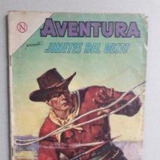 Tebeos: AVENTURA N° 325 - ORIGINAL EDITORIAL NOVARO. Lote 179063652