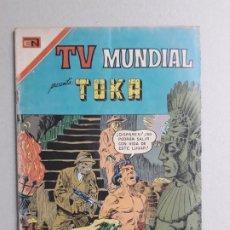 Tebeos: TV MUNDIAL N° 114 - ORIGINAL EDITORIAL NOVARO. Lote 179064866