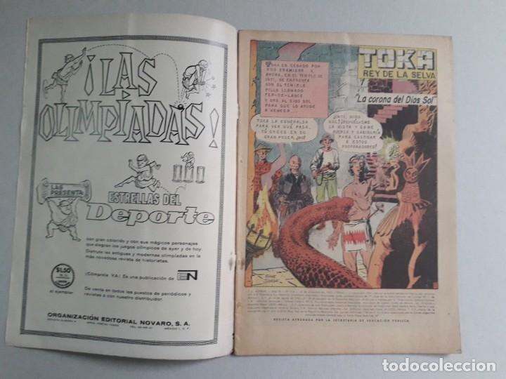 Tebeos: Tv mundial n° 114 - original editorial Novaro - Foto 2 - 179064866