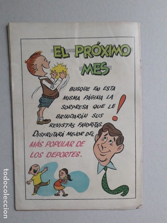 Tebeos: Tv mundial n° 114 - original editorial Novaro - Foto 3 - 179064866