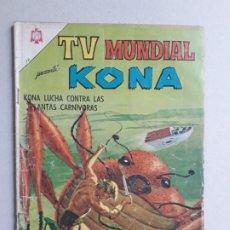 Tebeos: TV MUNDIAL N° 78 - ORIGINAL EDITORIAL NOVARO. Lote 179065546