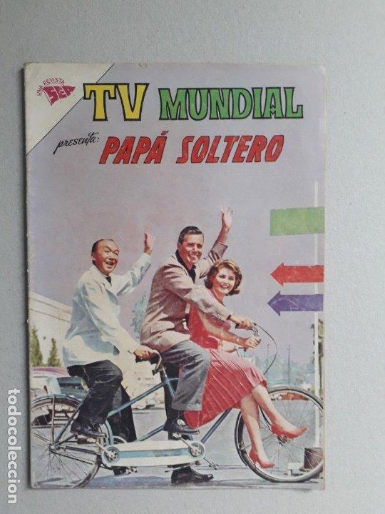 TV MUNDIAL N° 11 - ORIGINAL EDITORIAL NOVARO (Tebeos y Comics - Novaro - Otros)