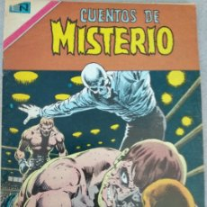 Tebeos: MÉXICO NOVARO RARÍSIMO, CUENTOS DE MISTERIO Nº2-298 1979, SERIE ÁGUILA. Lote 179069191