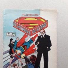 Tebeos: SUPERMÁN N° 4 SERIE PEQUEÑA (TIPO ÁGUILA) - EDITORIAL VID - MÉXICO AÑO 1986. Lote 179140905