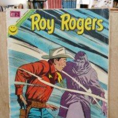Tebeos: ROY ROGERS - AÑO XXI, Nº 277, EL BARÓN DE CERROCALAVERA - ED. NOVARO. Lote 179155388