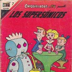 Tebeos: COMIC COLECCION CHIQUILLADAS EN TV Nº 221. Lote 179228403