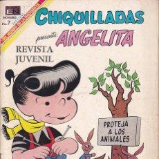Tebeos: COMIC COLECCION CHIQUILLADAS EN TV Nº 250. Lote 179228816