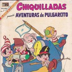 Tebeos: COMIC COLECCION CHIQUILLADAS EN TV Nº 252. Lote 179228833