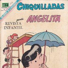 Tebeos: COMIC COLECCION CHIQUILLADAS EN TV Nº 260. Lote 179228892