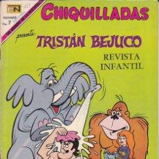 Tebeos: COMIC COLECCION CHIQUILLADAS EN TV Nº 264. Lote 179228947