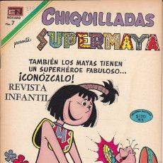 Tebeos: COMIC COLECCION CHIQUILLADAS EN TV Nº 270. Lote 179228993