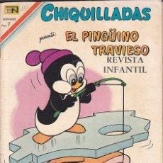 Tebeos: COMIC COLECCION CHIQUILLADAS EN TV Nº 273. Lote 179229042