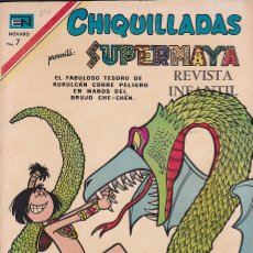 Tebeos: COMIC COLECCION CHIQUILLADAS EN TV Nº 276. Lote 179230746