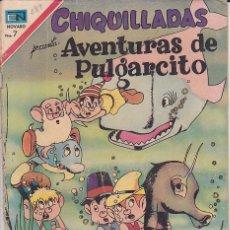 Tebeos: COMIC COLECCION CHIQUILLADAS EN TV Nº 289. Lote 179230822