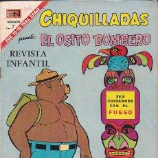Tebeos: COMIC COLECCION CHIQUILLADAS EN TV Nº 302. Lote 179230886