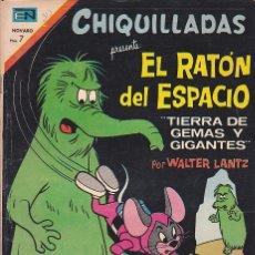 Tebeos: COMIC COLECCION CHIQUILLADAS EN TV Nº 313. Lote 179230907