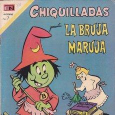 Tebeos: COMIC COLECCION CHIQUILLADAS EN TV Nº 321. Lote 179230953