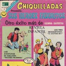 Tebeos: COMIC COLECCION CHIQUILLADAS EN TV Nº 330. Lote 179231028