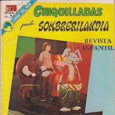 Tebeos: COMIC COLECCION CHIQUILLADAS EN TV Nº 365. Lote 179231960